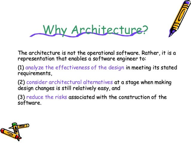 Architecture Design Engineer architecture design in software engineering