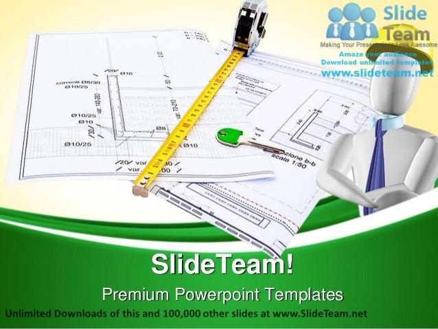 Architecture design power point templates themes and backgrounds grap premium powerpoint templates toneelgroepblik Choice Image