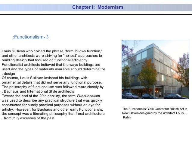 Architecture du 20eme siecle for Architecture 20eme siecle