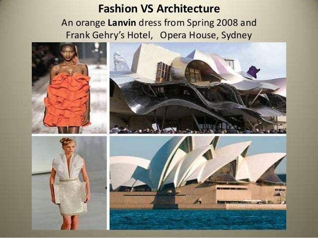Fashion Architecture