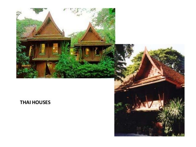 Architecture In Thailand And Cambodia
