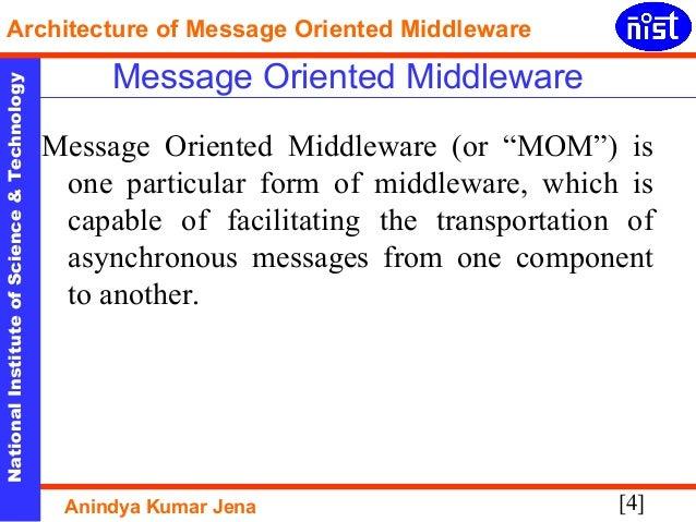 Middleware Tools Training