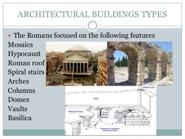 Types Of Building Materials Were Used For Greek Architecture