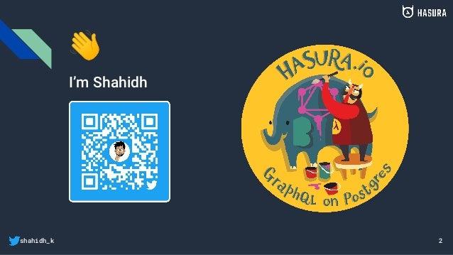shahidh_k 2 I'm Shahidh