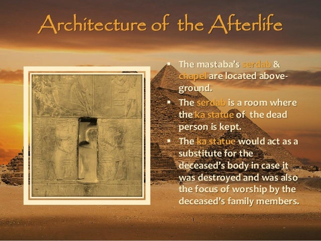 ancient egyptians belief of the afterlife It was now believed that the perilous journey to the egyptian afterlife began the  dead person had to pass through a series of gates, earch guarded by a demon.