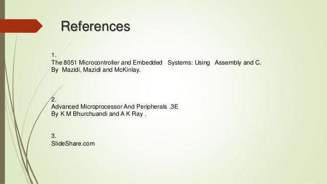 Advanced Microprocessors And Peripherals By Ray