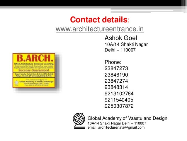 THANK YOU FOR VIEWING THIS PRESENTATION www.architectureentrance.in