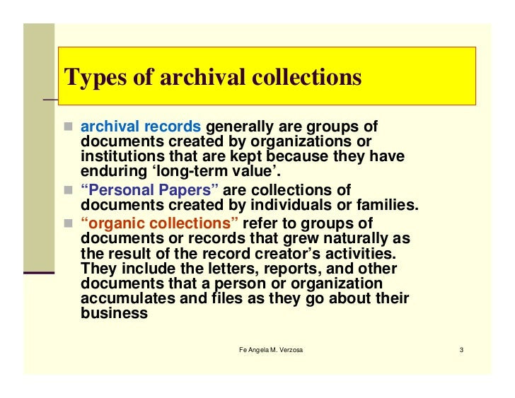 Archival cataloging using ISAD-G