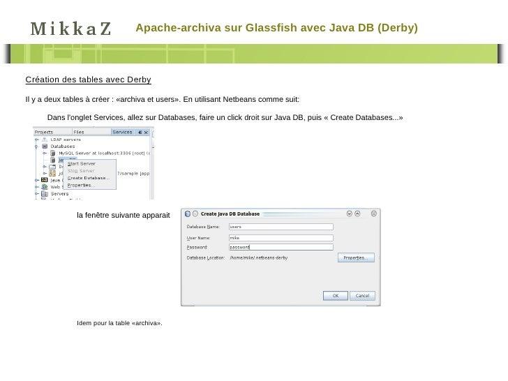 Archiva on glassfish Slide 3