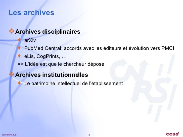 Archives ouvertes - Perspectives Europeennes Slide 2