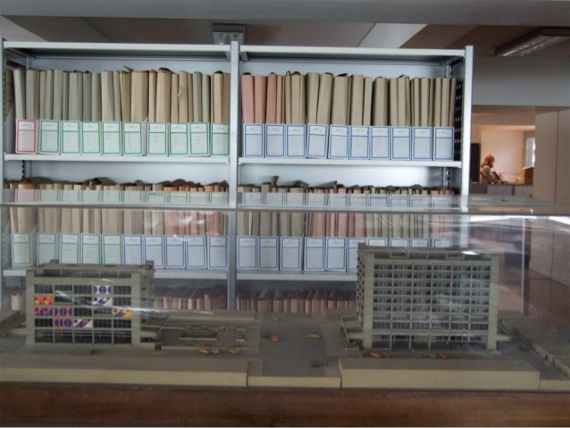 Archives architecturaux