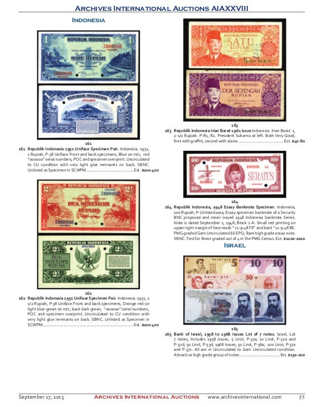 3 Pcs LOT Germany 10 Mark 1954 Berlin P-18 AA 000000 SPECIMEN UNC MUSTER