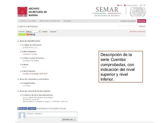 Descripción ficticia de la subserie Cuentas comprobadas, 2006- 2007