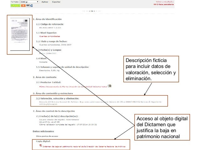 Visualización en diferentes esquemas