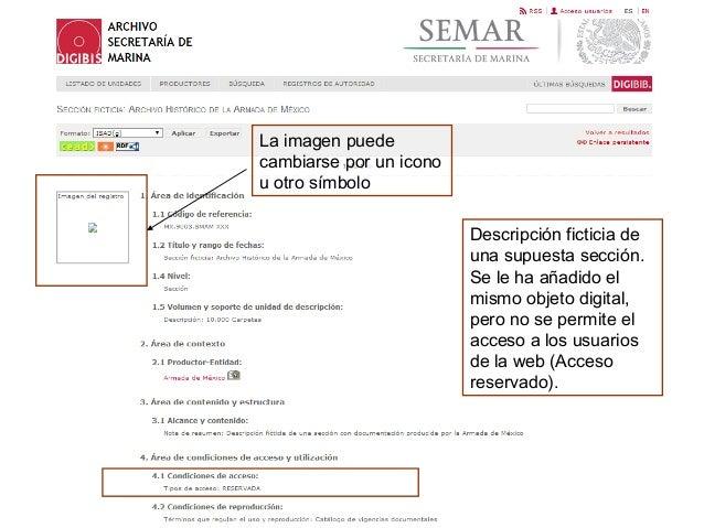 Visualización y exportación en MARC XML