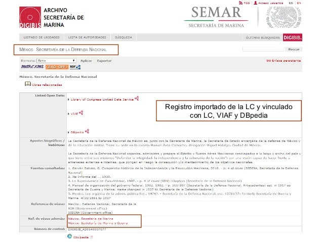 Metadatos que soporta DIGIARCH WEB: oai_dc, EDM, oai_marc, ESE, MARC XML, DIDL