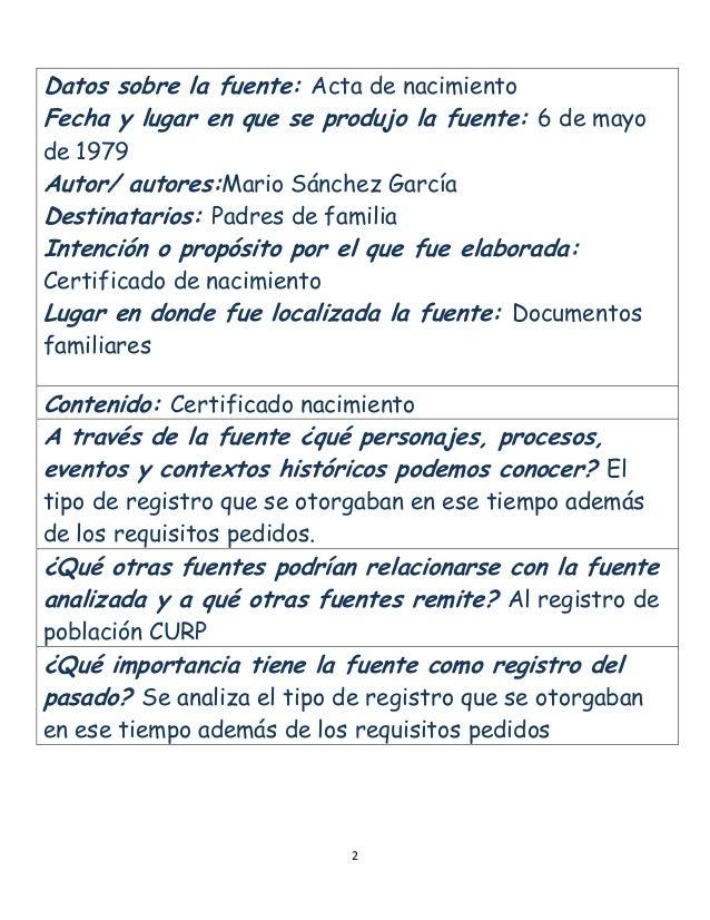 Archivo personal- FORMATO 1 Slide 2