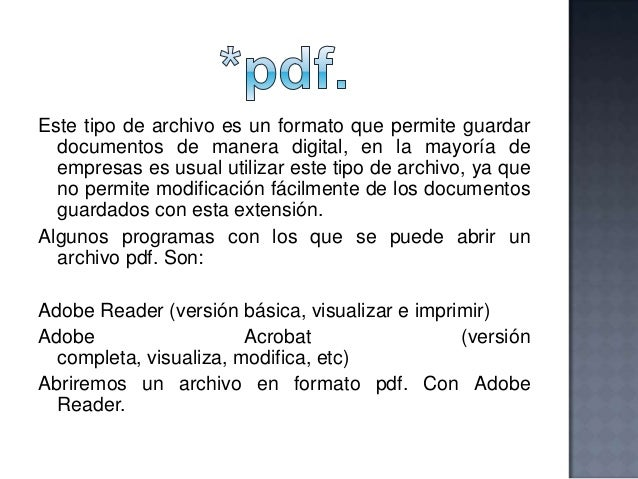 Tipos de intronis pdf viewer