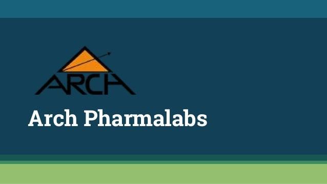 arch pharmalabs ltd linkedin