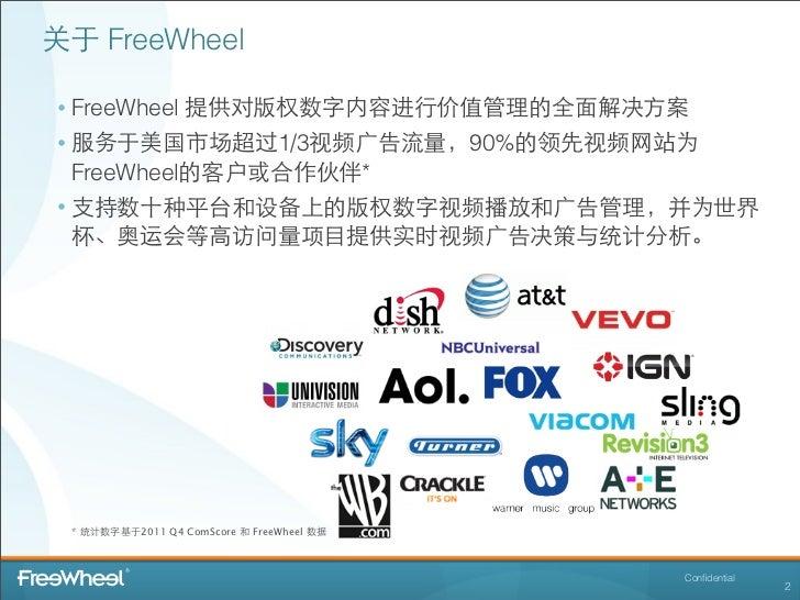 杜嵩 Arch summit2012 dusong@freewheel Slide 2