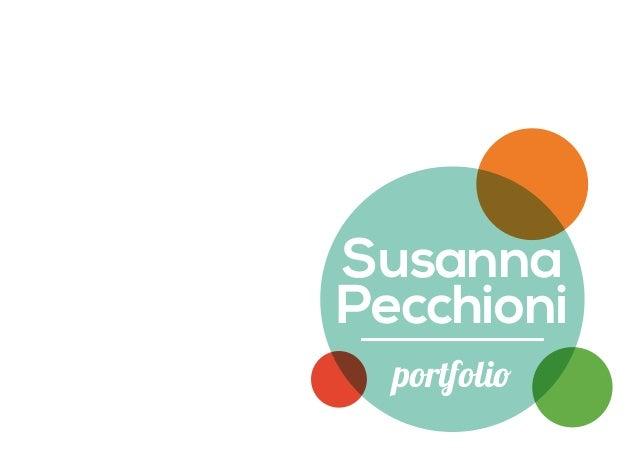 Susanna Pecchioni portfolio