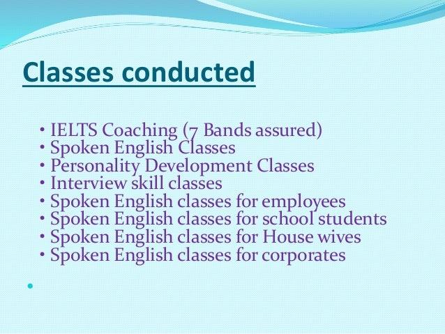 Arc ielts and spoken english institute zirakpur Slide 3