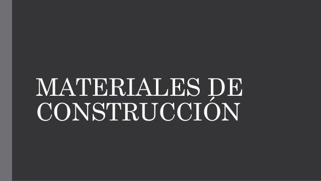 Materiales de construcci n arcilla - Materiales de construcion ...