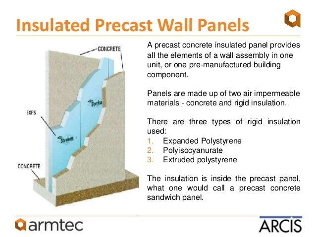 Arcis Ultra Thin Lightweight Prestressed Architectural