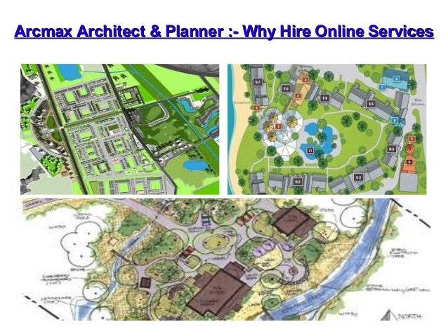 Arcmax Architect Planner Why Hire Online Services
