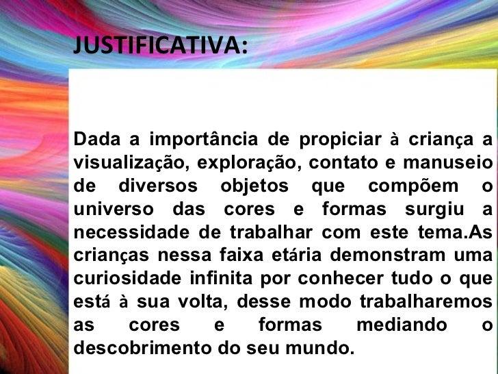 Projeto Arco iris Slide 3