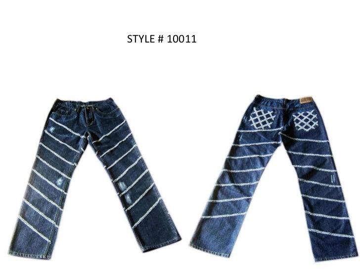 STYLE # 10011