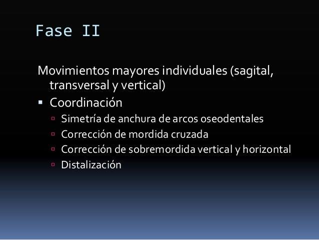 Finalización del tratamiento  Ajuste oclusal  En relación céntrica  En protusiva (guía anterior)  En movimientos later...