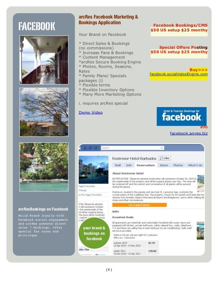 arcRes Interactive Advertising Media Kit