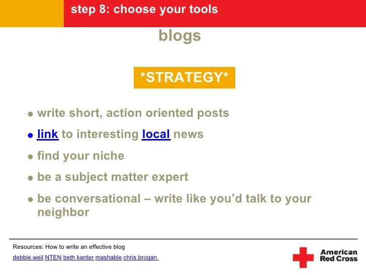 social marketing australian red cross