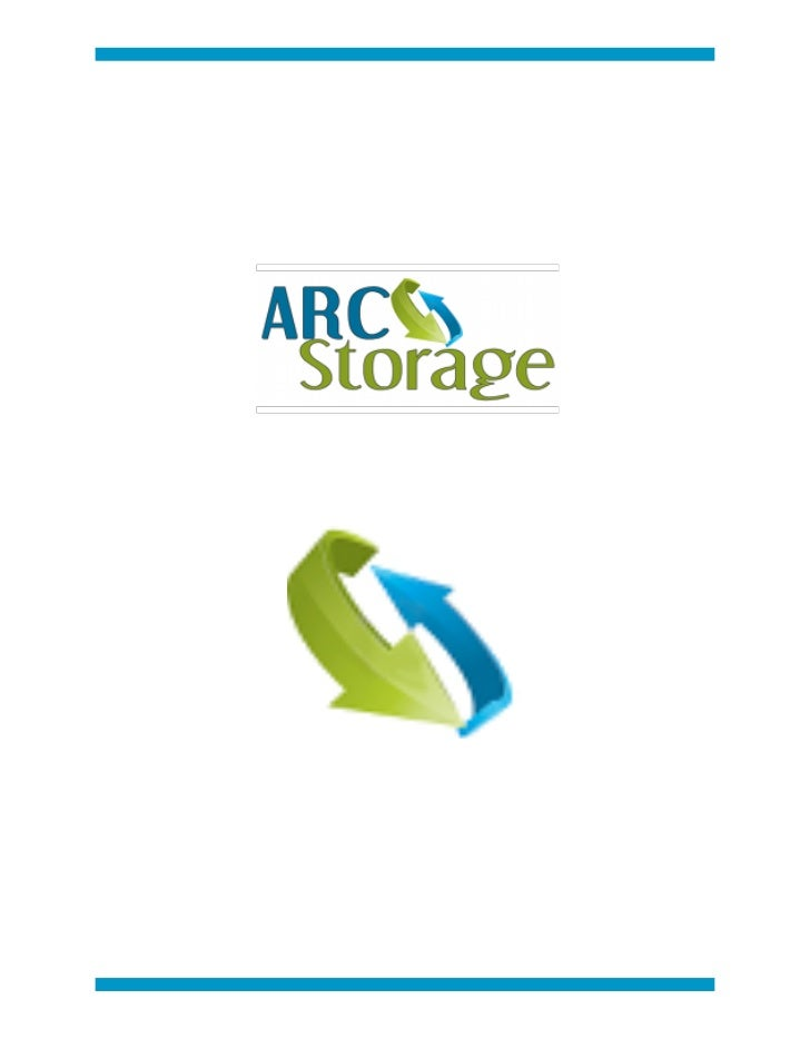 Adaptive- ArcStorage solutions adapt to all environments and can be set up as a unified NAS orenterprise class SAN architec...
