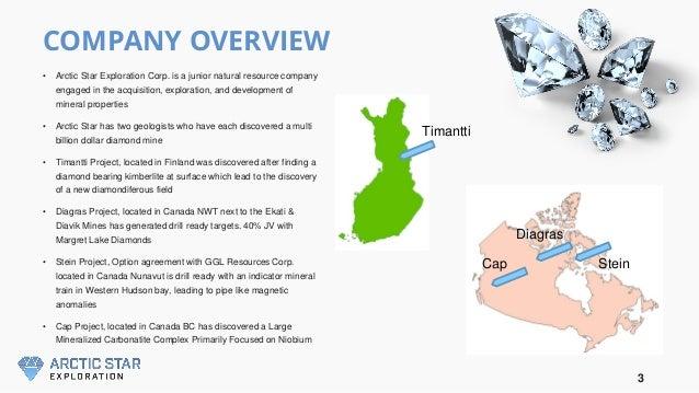 Arctic Star Exploration - Corporate Presentation - September