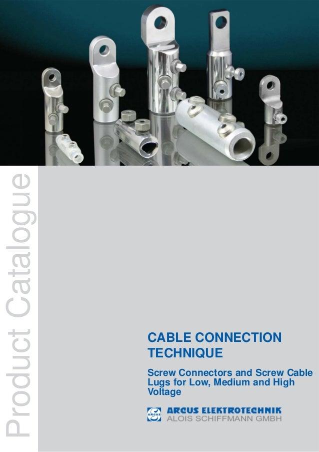 High Voltage Vs Medium Voltage : Arcus lv hv cable screw connectors lugs