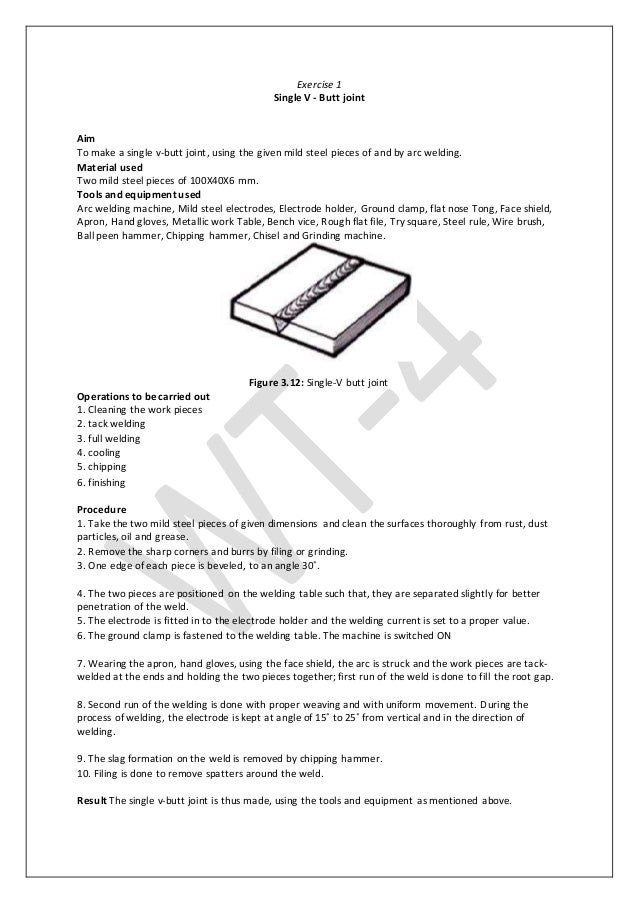 Arc Welding Manual