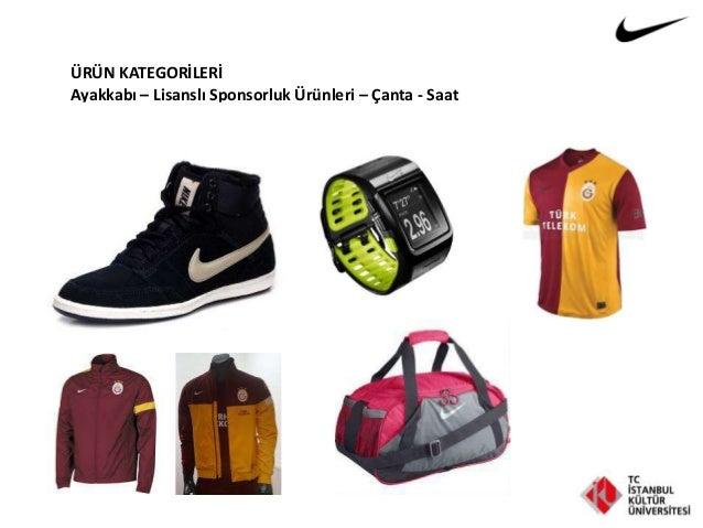 ÜRÜN KATEGORİLERİ Ayakkabı – Lisanslı Sponsorluk Ürünleri – Çanta - Saat