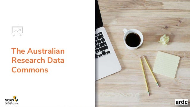 The Australian Research Data Commons