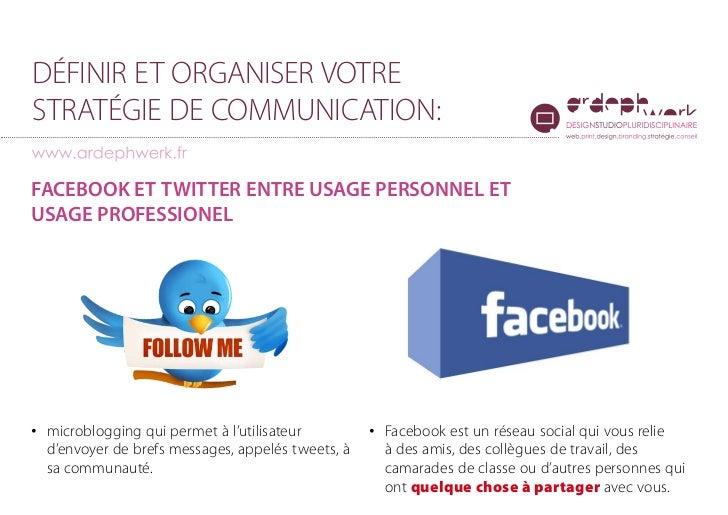 Comment faire vivre et animer son réseau social ? Slide 3