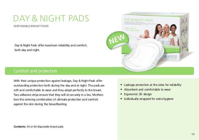 ARDO Day /& Night Breast Pads 30 pack