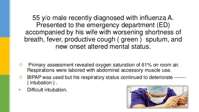 """respiratory case studies for respiratory therapists National center for case study teaching in science """"a case of respiratory distress"""" by dewprashad to oxygen therapy."""