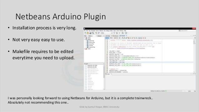 External editors for arduino