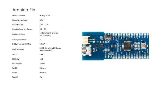 Arduino Model's