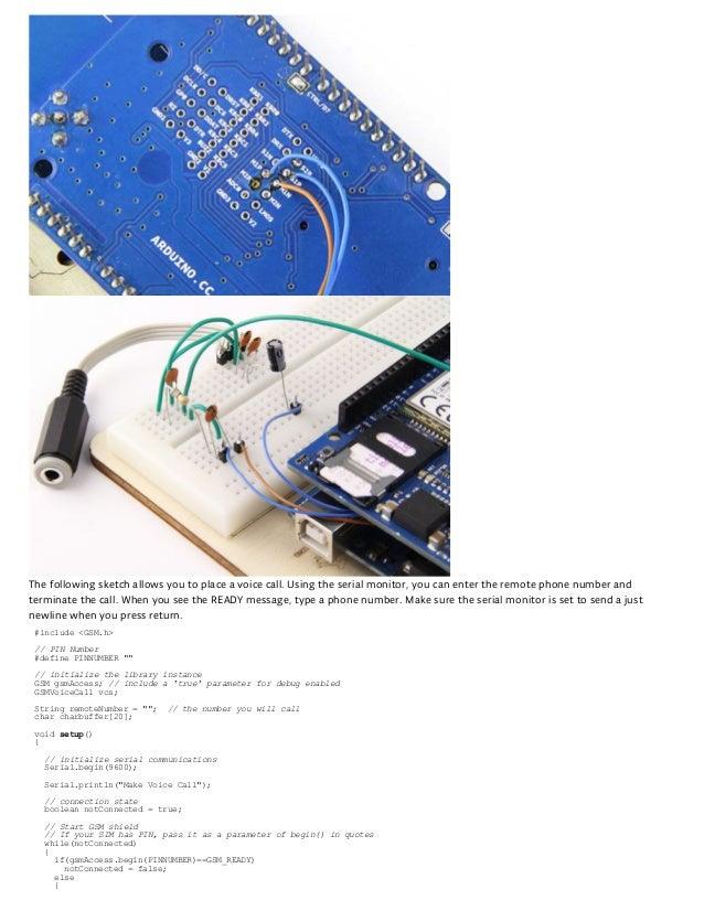 Arduino arduino gsm-shield      helpful to b tec students