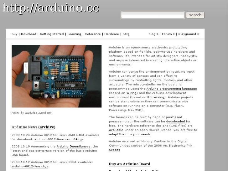 Arduino Home Automation Hacks Slide 2