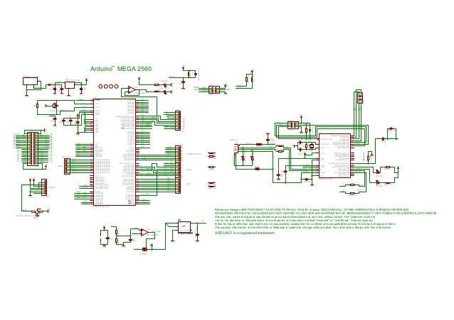 Arduino mega2560 R3-sch on