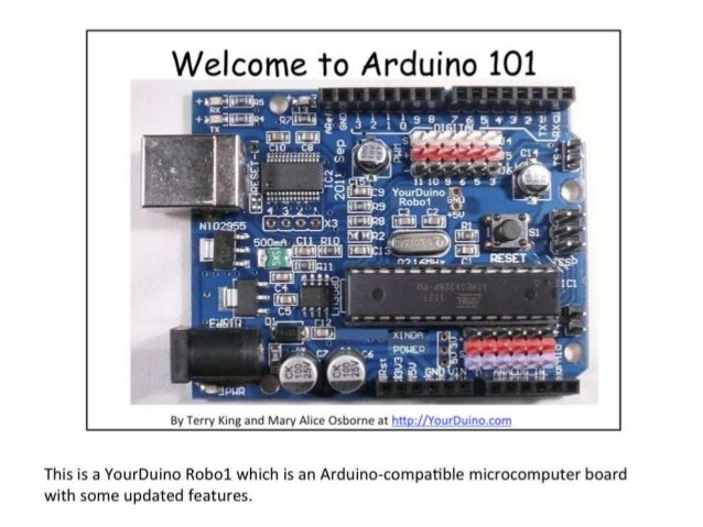 Arduino 101 with Notes