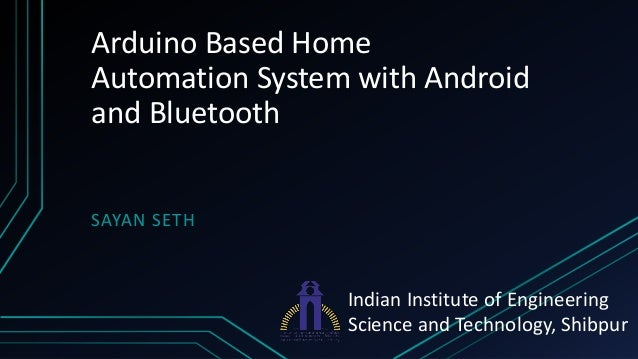 Arduino based home automation system with android